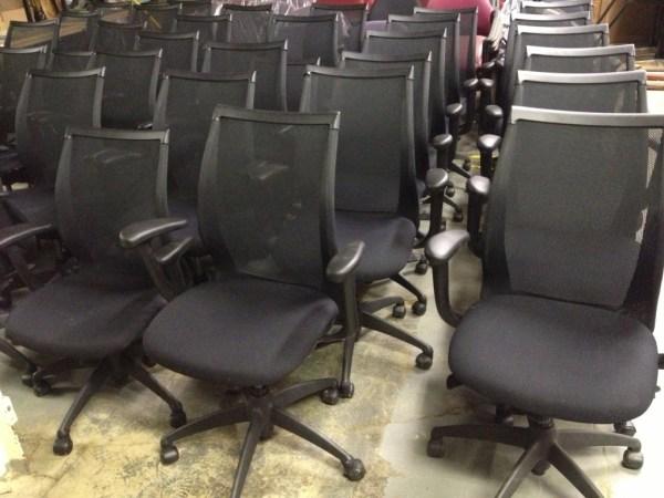 Haworth Tag Chair