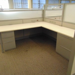 Teknion Leverage Cubicles for Sale