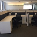 Haworth Compose Cubicles, Low Wall