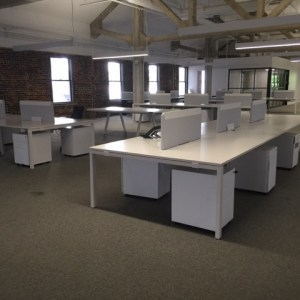 30X60 Benching Cubicles