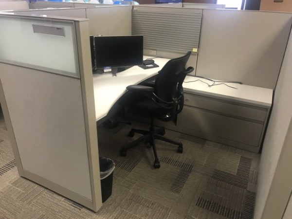 Steelcase Answer Cubicles