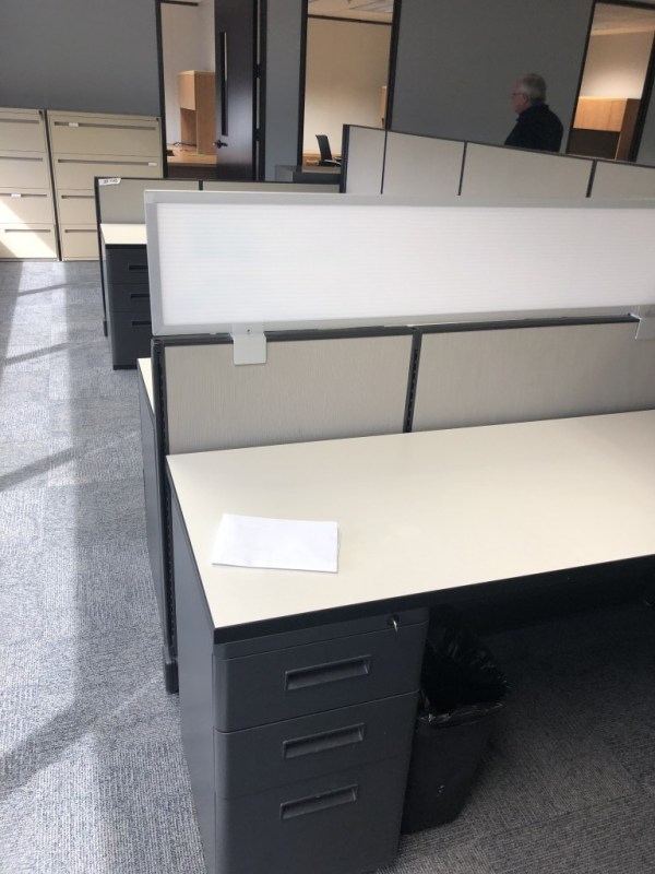 Friant System 2 Cubicles - Make an Offer