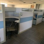 steelcase answer cubicles 8×8 loaded 2
