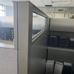 steelcase answer cubicles 8×8 loaded