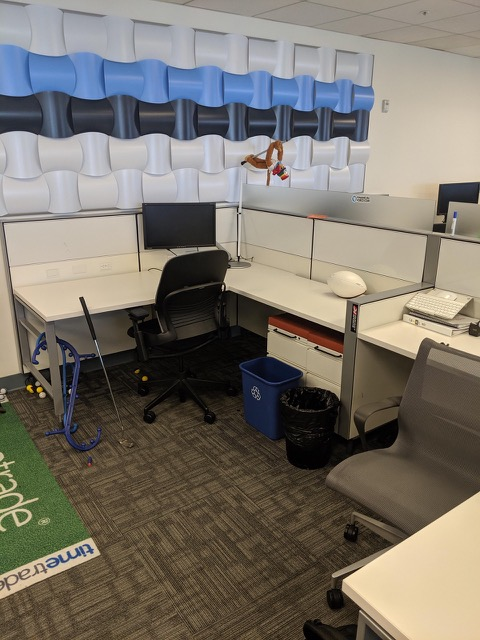 herman miller canvas cubicles with glass 2