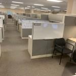 haworth premise cubicles for sale 8×6 8×7 3