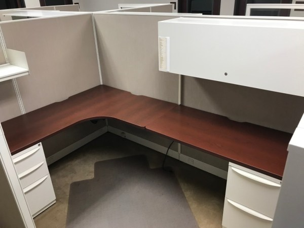 8 friant cubicles for sale 6x8 1