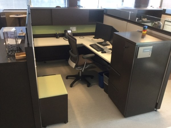 knoll autostrada 6x8 s with storage towers 6