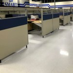 herman miller canvas cubicles 6×8 or 7×7 4