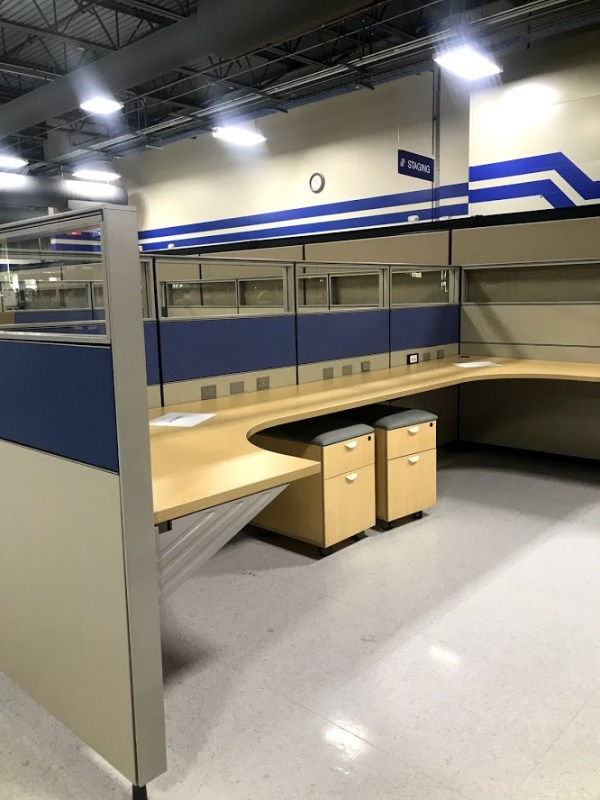 herman miller canvas cubicles 6x8 or 7x7 6