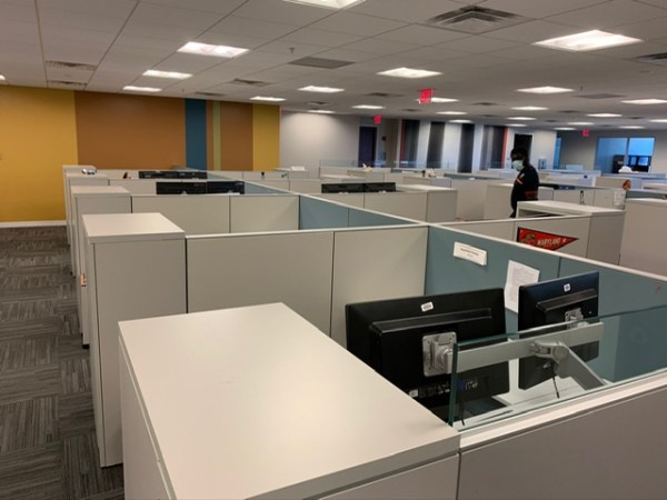 used knoll reff cubicles for sale 2
