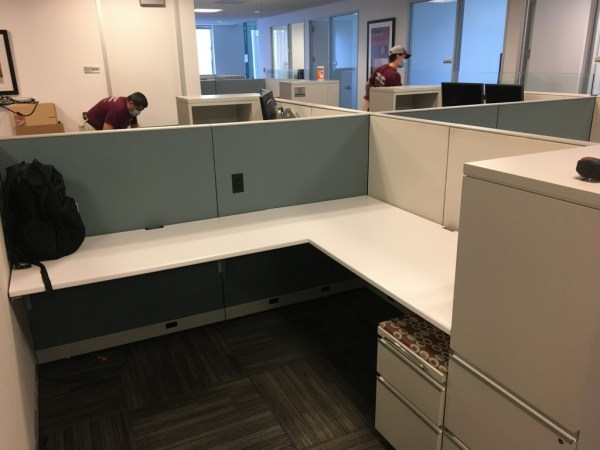 used knoll reff cubicles for sale 3