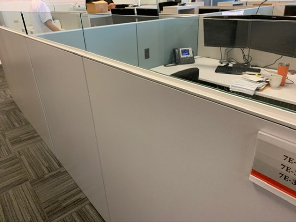 used knoll reff cubicles for sale