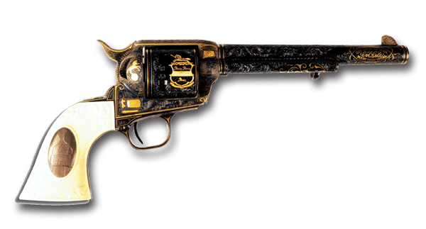 Colt Legendary Revolvers