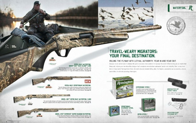Remington Arms for 2013