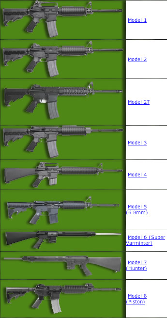 Stag Model Rifles