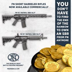 FN America Short Barreled Rifles
