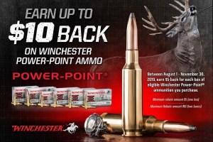 Wincester Ammo Rebate