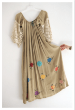 Vintage Masterpiece Dress http://www.usednotconfused.com