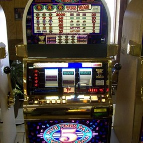 5 x Pay 3 Reel 5 Line