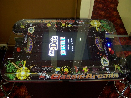 New Cocktail 60 Game Arcade