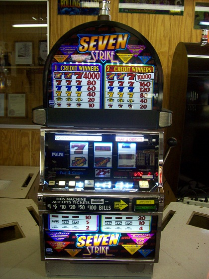Sevens Strike 2 Coin