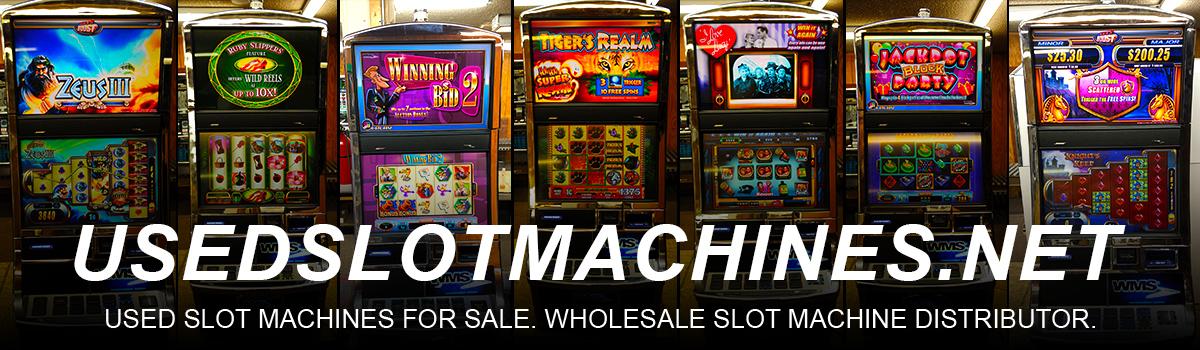 Diamond Lotto Slot Machine For Sale