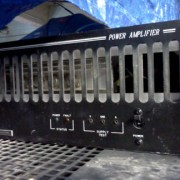 Harris power amp