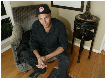 Tom Morello Interview