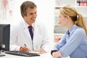 Ortodontista e paciente
