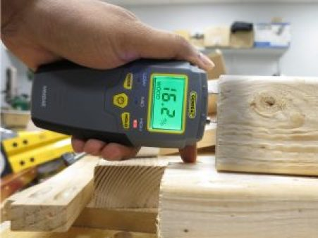 MMD4E is a pin-based best moisture meter for wood