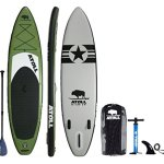 Atoll 11′ Foot Inflatable Stand Up Paddle Board – Best All Around