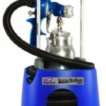 Earlex HV5500 Spray Station - The Best Compact Paint Station