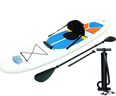 best inflatable stand up paddle board 2018
