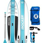 iROCKER CRUISER Inflatable Stand Up Paddle Board – Best Newcomer
