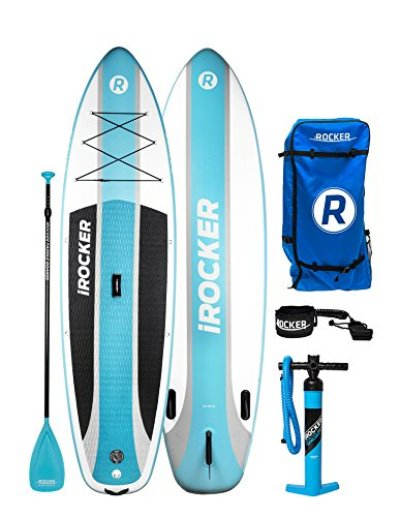 best inflatable paddle board for ocean