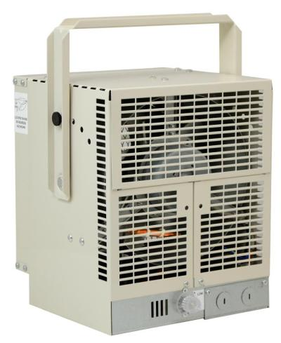 Best electric heater for uninsulated garage
