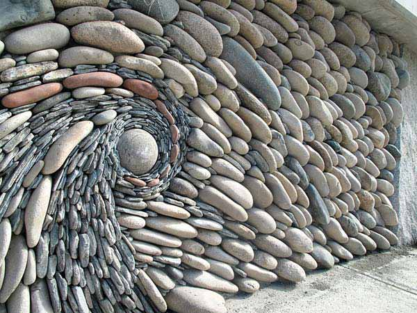 21 Lovely DIY Decor Ideas Emphasized by Creative Pebbles Art  usefuldiyprojects.com crafts (16)