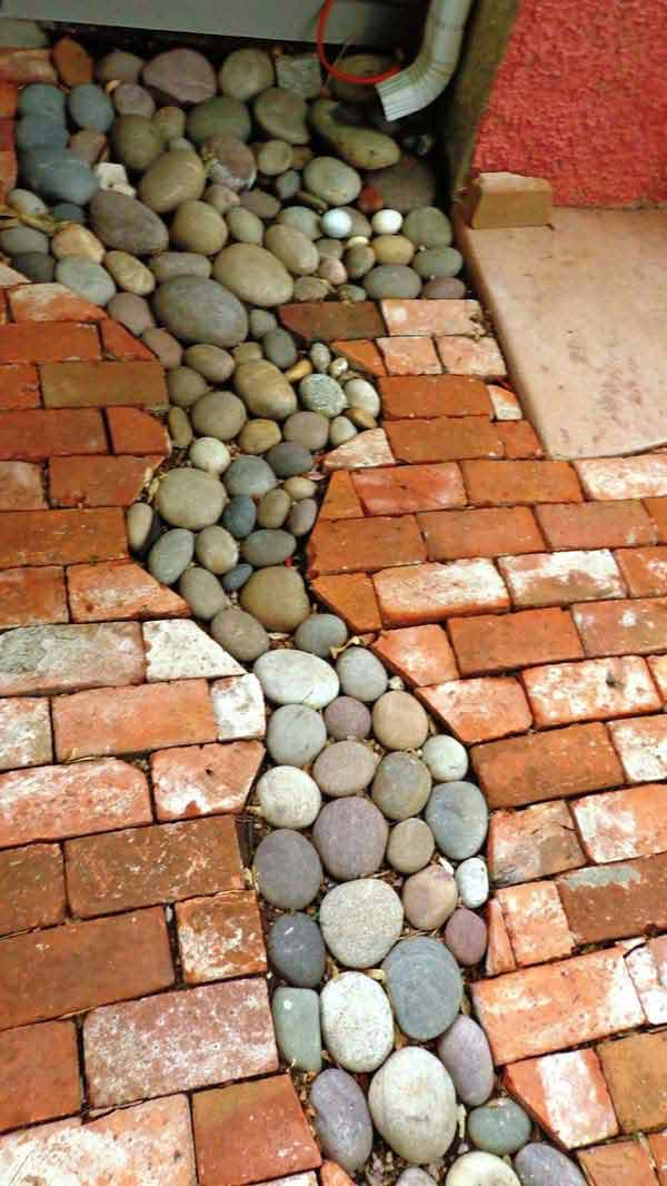 21 Lovely DIY Decor Ideas Emphasized by Creative Pebbles Art  usefuldiyprojects.com crafts (18)