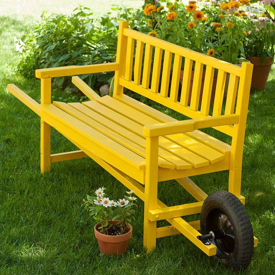 22 Creative Fun DIY Garden Furniture Projects You Will Adore-usefuldiyprojects.com (15)