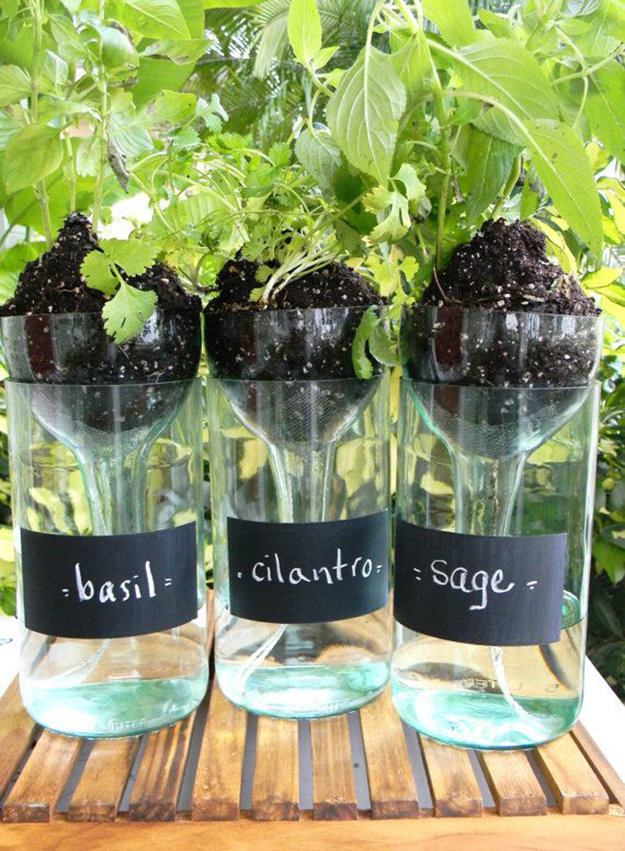 Fascinating Ways To Reuse Glass Bottles Into Diy Projects Creatively Ideas With Handmade Craft Household Items