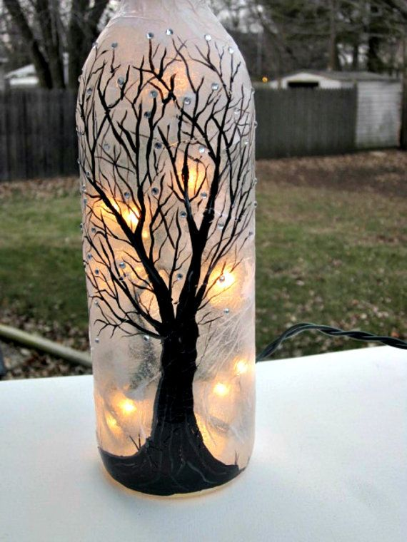 24 Beautiful Simple DIY Lighting Fixtures Ideas-usefuldiyprojects.com (9)
