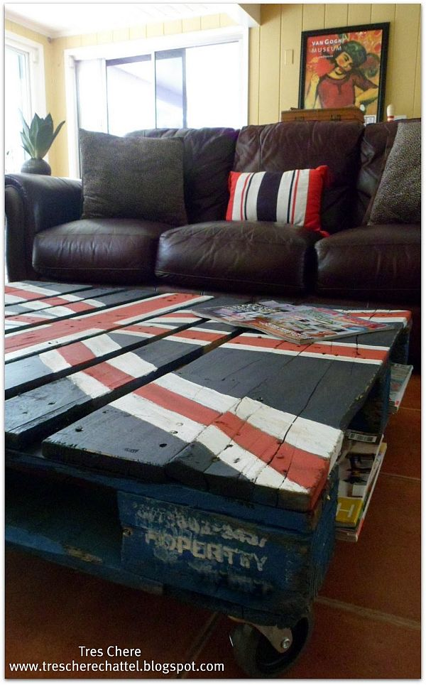 25 Fabulous Ways to Transform Wooden Pallets Into Pieces of Furniture usefuldiyprojects (33)