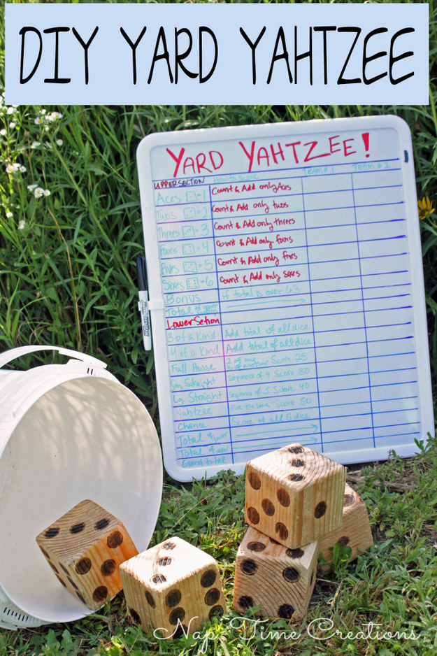 27 Extremely Fun Outdoor Games to Spice Up Your Summer usefuldiyprojects (11)