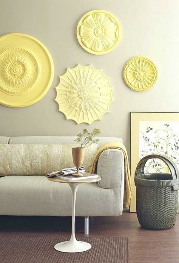 27 Mesmerizing DIY Wall Art Design Ideas To Beautify Your Home in a Glance usefuldiyprojects (6)