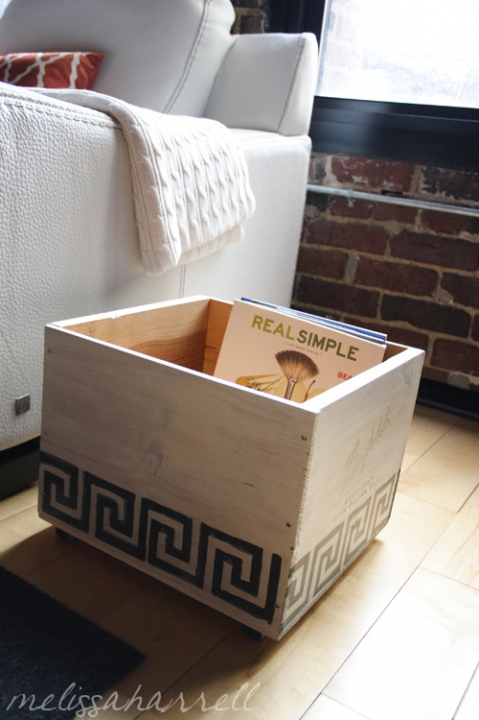 40 Ways To Be Sustainable By Decorating With Wooden Crates Enchanting Decorating Wooden Boxes