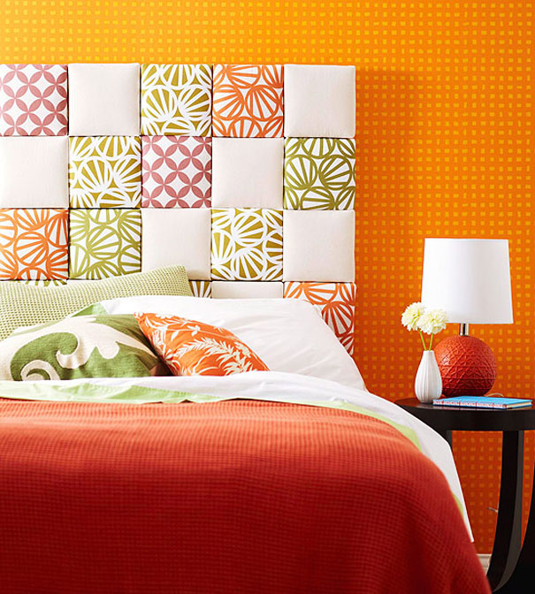 30 Smart and Creative DIY Headboard Projects To Start Right Away usefuldiyprojects.com decor (1)