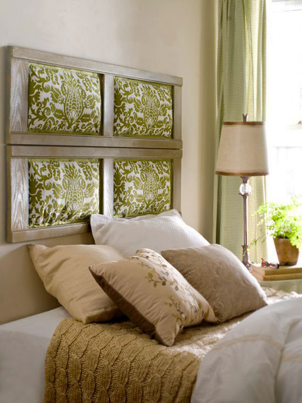 30 Smart and Creative DIY Headboard Projects To Start Right Away