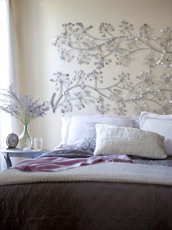 30 Smart and Creative DIY Headboard Projects To Start Right Away usefuldiyprojects.com decor (6)