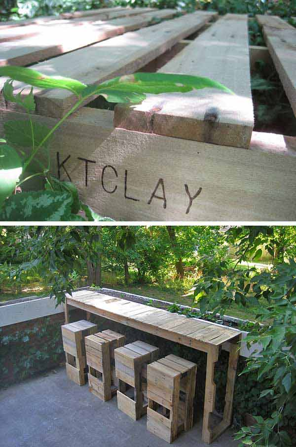 31 Ingeniously Cool Ideas to Upgrade Your Patio This Season usefuldiyprojects.com decor ideas (23)